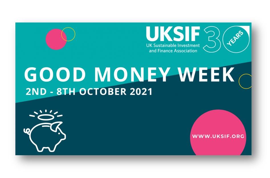 Don't miss TAM at Good Money Week!