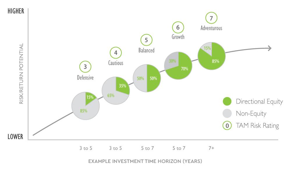 TAM ESG Risk Chart
