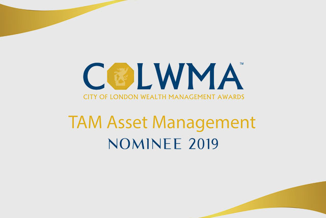 TAM has been nominated and the vote is now open!