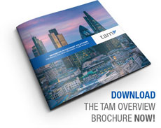 Download the TAM Overview Brochure!